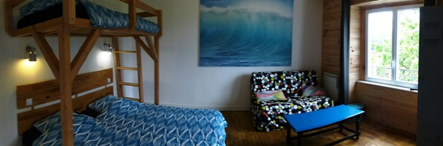 surf accomodation bretagne; surf accomodatie frankrijk; surf accomodatie bretagne