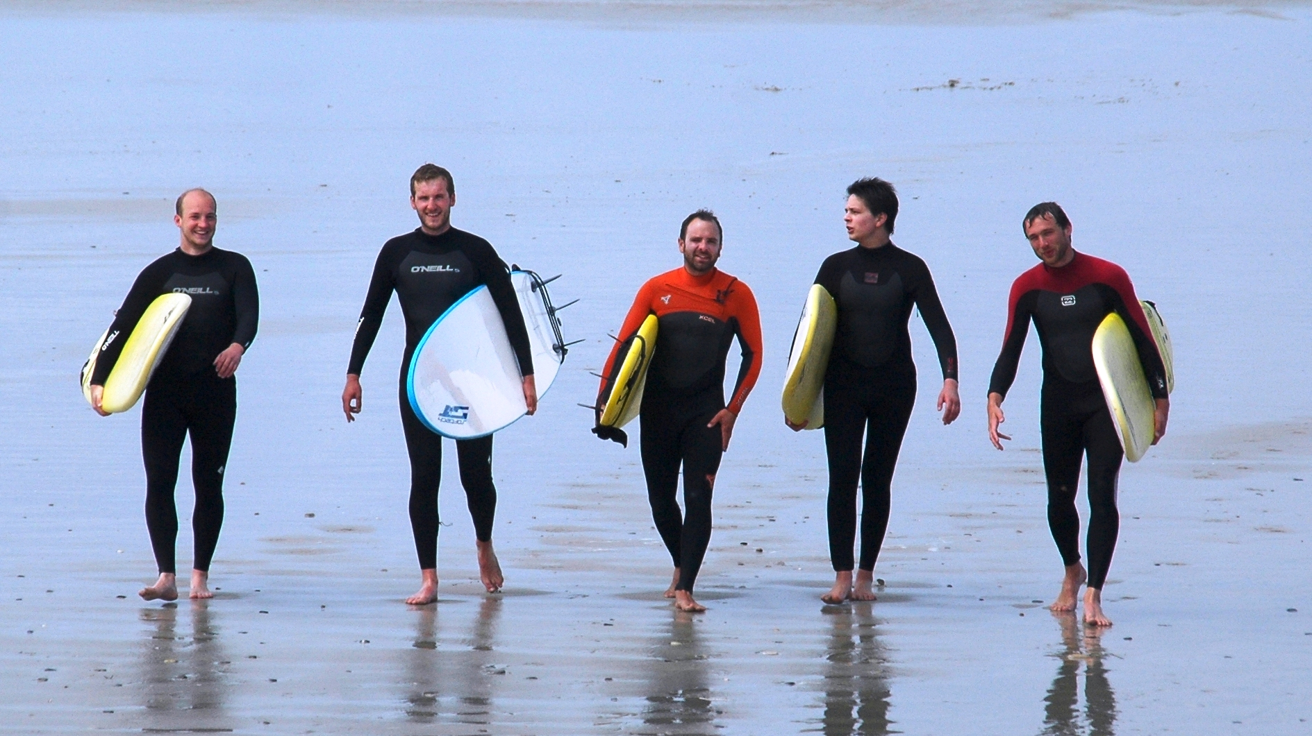 Surfing Holidays for adults in France Brittany